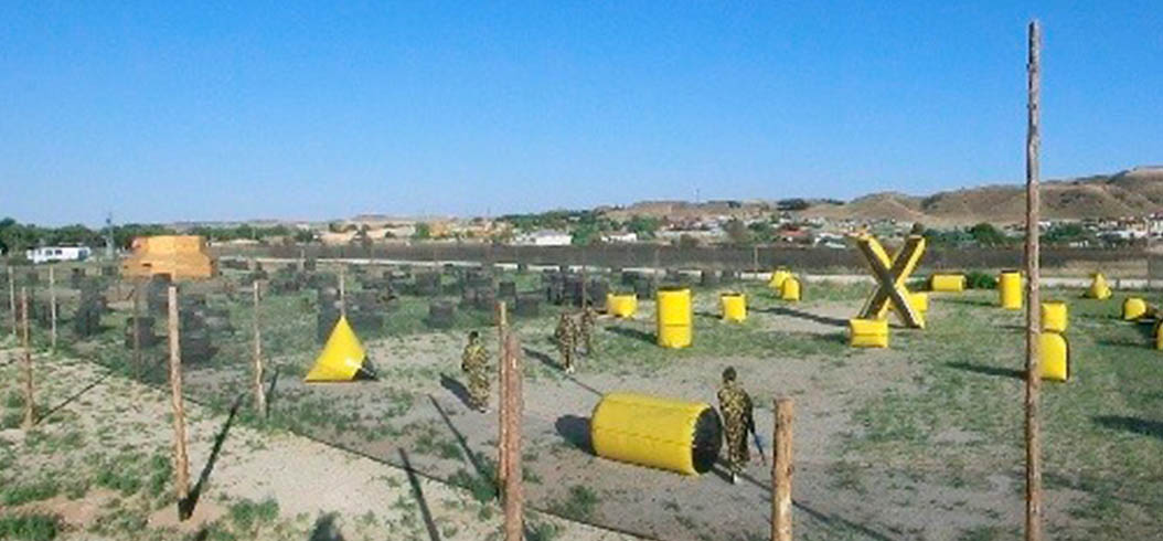 Paintball en Madrid, puentingmadrid.com